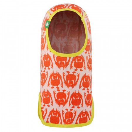 Monsterull balaclava rosa/orange - Vossatassar