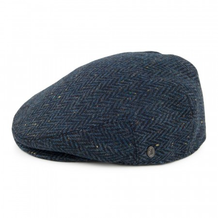 Jaxon & James Brooklyn Flat Cap Navy